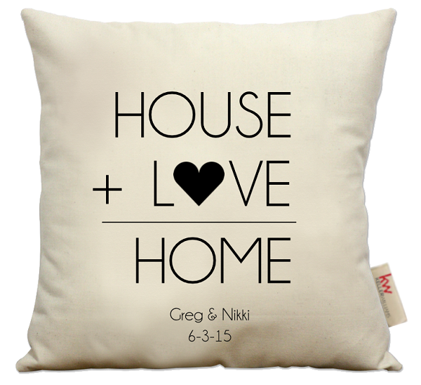 House + Love = HOME