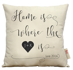Home is where the heart is, initial heart