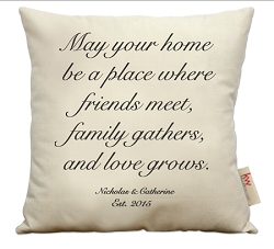May your home...