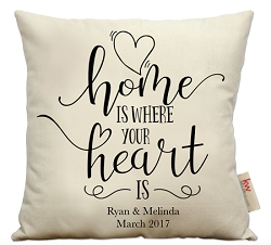 Home is where your heart is