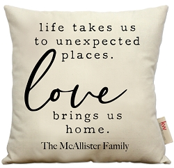 Love Brings Us Home